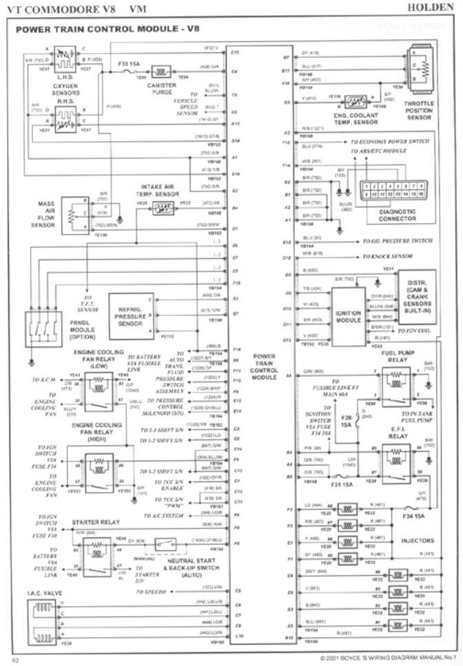 holden vt wiring diagram.vn commodore wiring diagram ... toyota mark x ecu wiring diagram